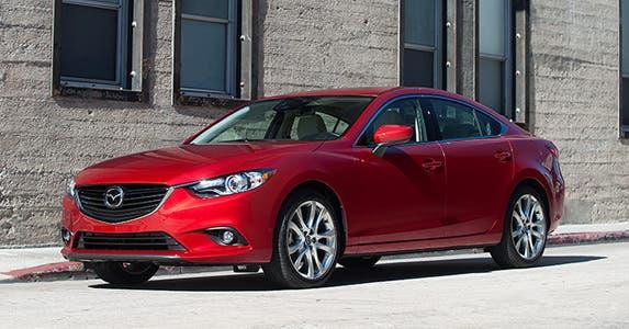 Mazda Mazda6 i Touring