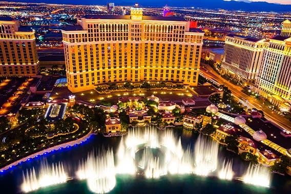 Las Vegas | © Andrew Zarivny/Shutterstock.com