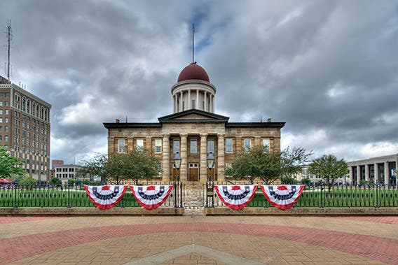 Springfield, Ill. | © Nagel Photography/Shutterstock.com