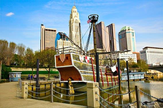 Columbus, Ohio | © aceshot1/Shutterstock.com