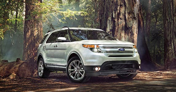 7 tough trucks and suvs for camping for Ford motor company pension calculator