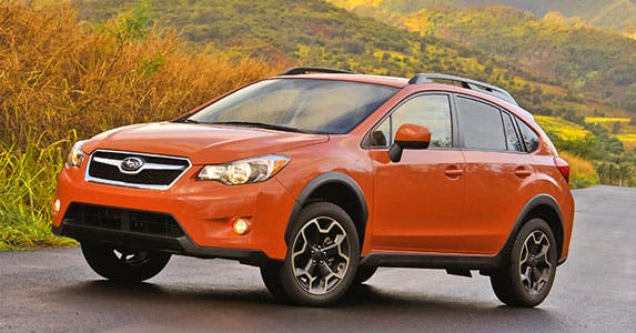 Subaru XV Crosstrek 2.0 Limited