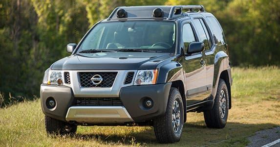 Nissan Xterra Pro-4X