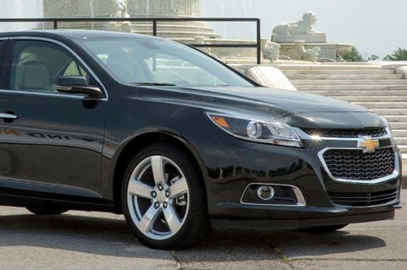 5W2014 Chevrolet Malibu | © General Motors