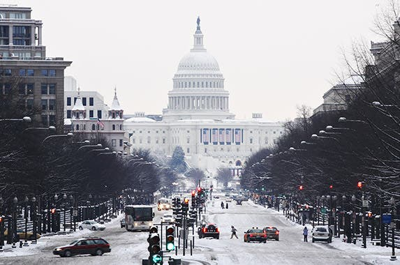 No. 9: Washington, D.C. © fstockfoto/Shutterstock.com
