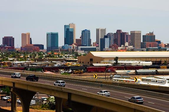 No. 1: Arizona © Andrew Zarivny/Shutterstock.com