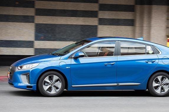 Hyundai Autonomous Ioniq Concept © Hyundai