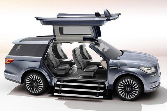 Lincoln Navigator concept © Lincoln