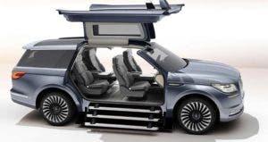 2018 Lincoln Navigator concept | Lincoln