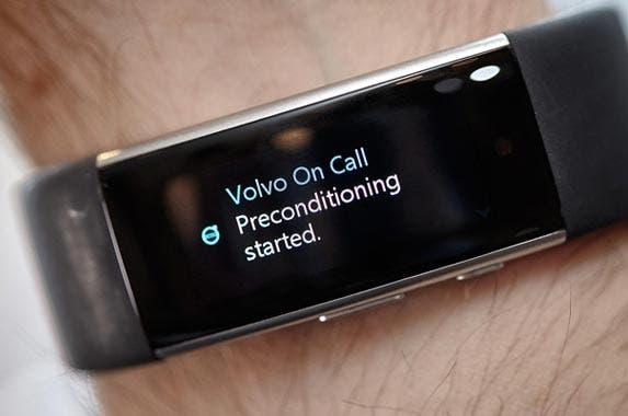 Voice-controlled cars | Volvo