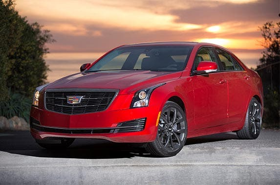 Cadillac ATS © General Motors
