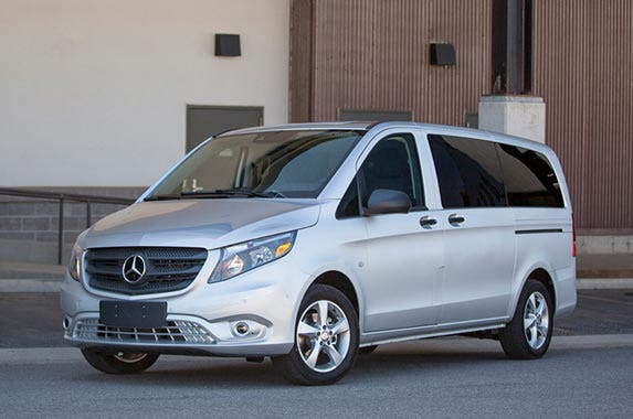 Mercedes-Benz Metris | Mercedes-Benz