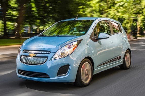 Chevrolet Spark EV © General Motors