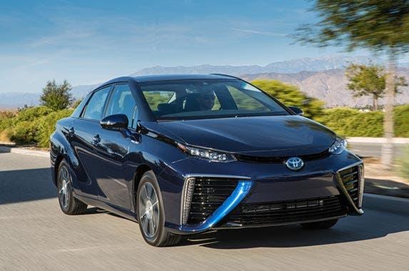 Toyota Mirai | Toyota