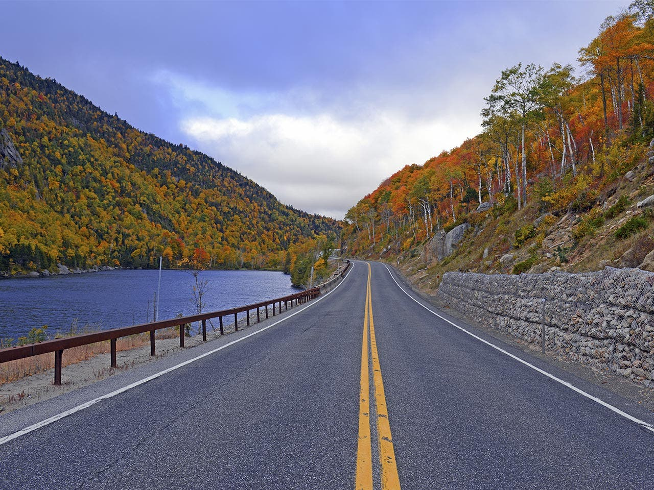 No. 8: New Hampshire | robert cicchetti/Getty Images
