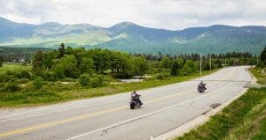 Motorcyclists driving in Vermont | Micha Weber/Getty Images