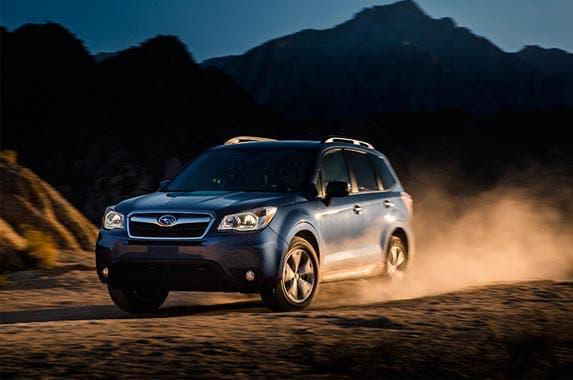 Subaru © Subaru