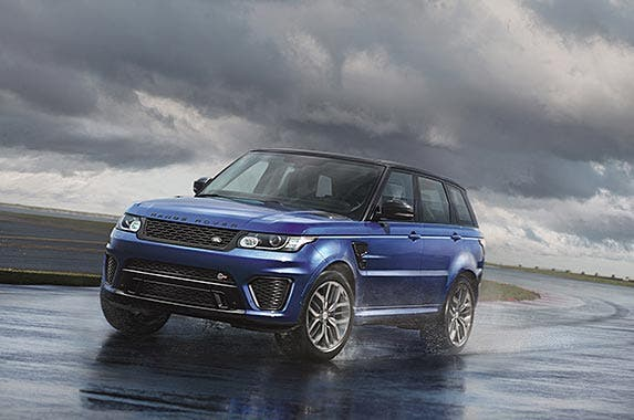 Land Rover © Land Rover