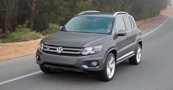 Volkswagen Tiguan 2.0T S © Volkswagen