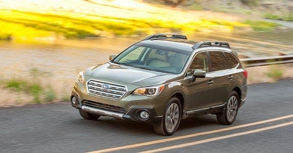 Subaru Outback 2.5i © Subaru