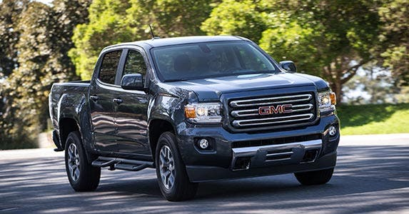 GMC Canyon Extended Cab © General Motors