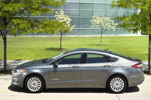 Ford Fusion Hybrid S | Ford Motor Company
