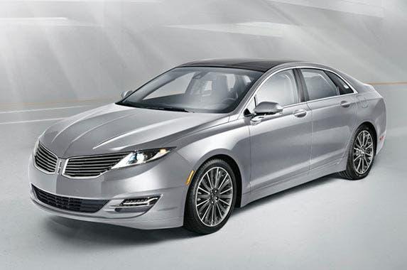 Lincoln MKZ Hybrid | Ford Motor Company