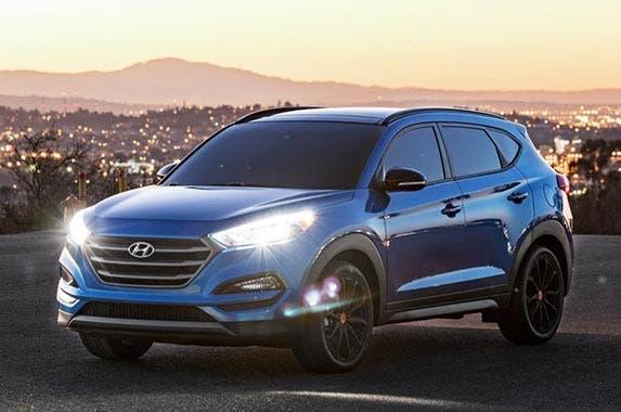 Hyundai Tucson Night | Hyundai
