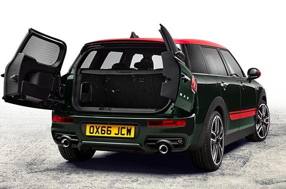 MINI John Cooper Works Clubman | MINI