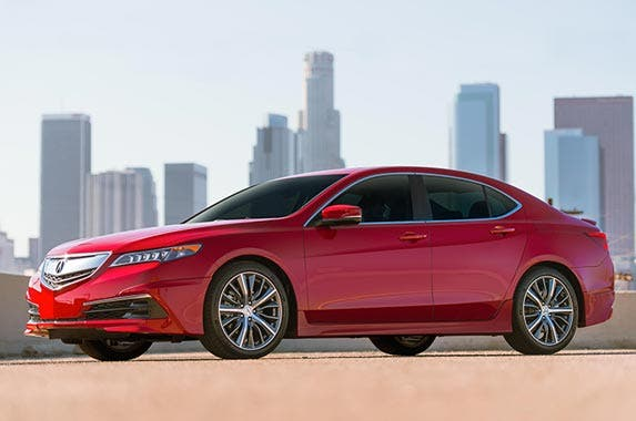 Acura TLX GT | Acura