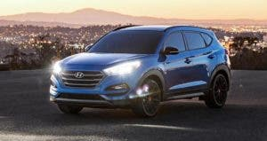 2016 Hyundai Tucson Night | Hyundai