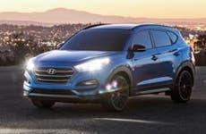 2016 Hyundai Tucson Night   Hyundai