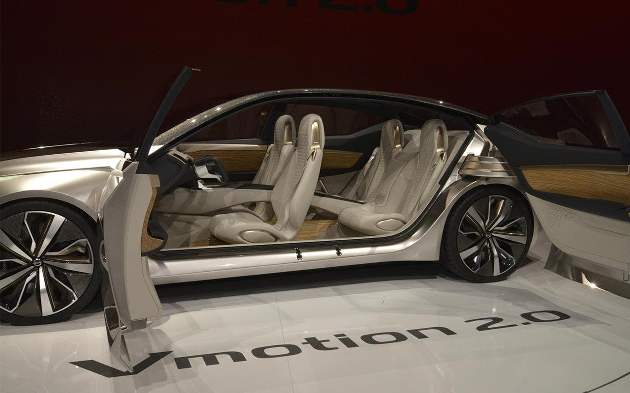 2017 North American International Auto Show | Newspress USA