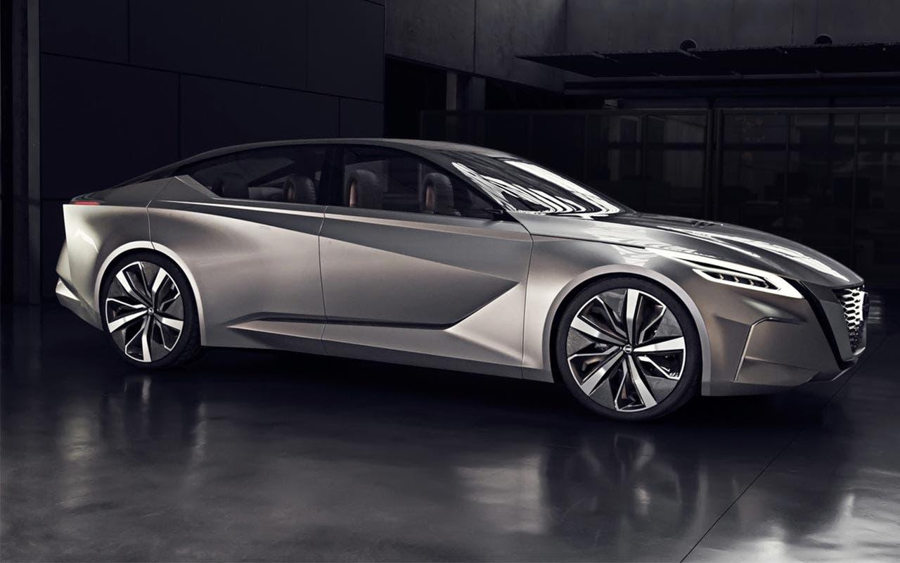 Nissan Vmotion 2.0 | Nissan