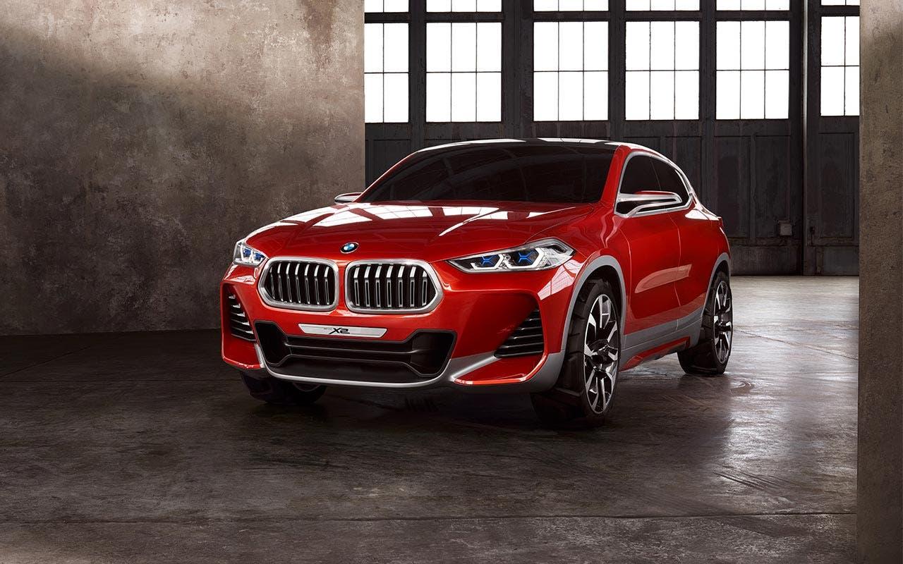BMW Concept X2 | BMW