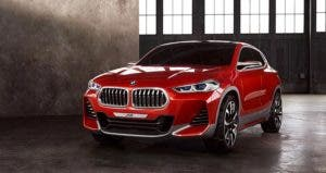 BMW Concept X2   BMW