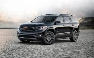 GMC Acadia © General Motors