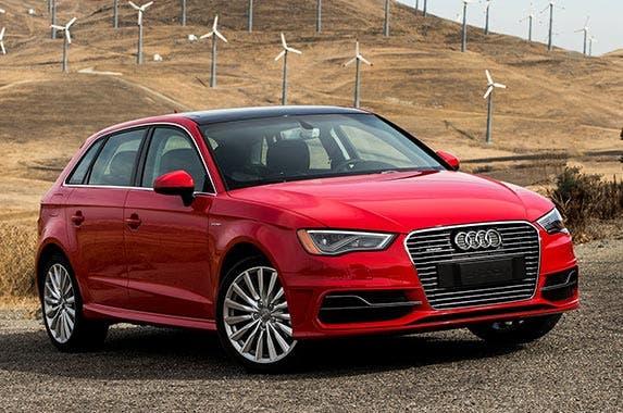 Finalist: Audi A3 E-Tron   Audi