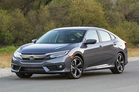 Finalist: Honda Civic   Honda