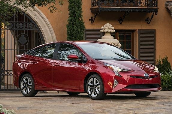 Finalist: Toyota Prius   Toyota