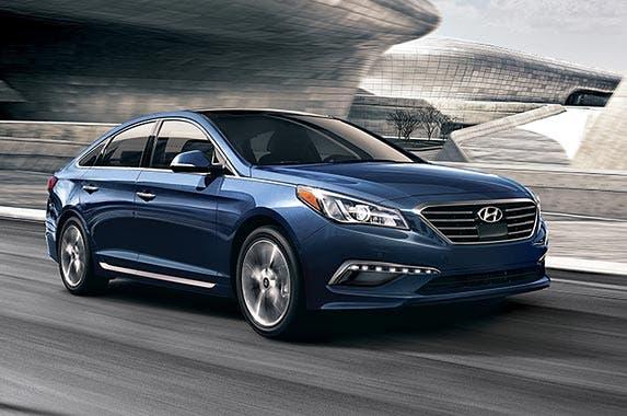 Finalist: Hyundai Sonata   Hyundai