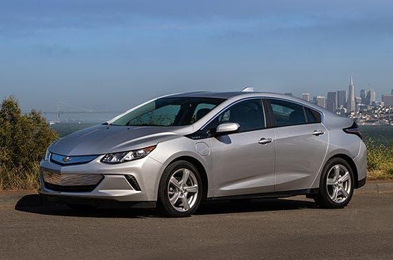 Winner: Chevrolet Volt © General Motors