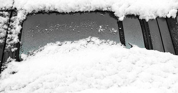 Check the car's weatherstripping © BW Folsom/Shutterstock.com