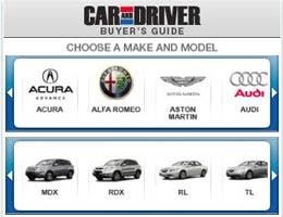 Car and Driver's Buyer's Guide