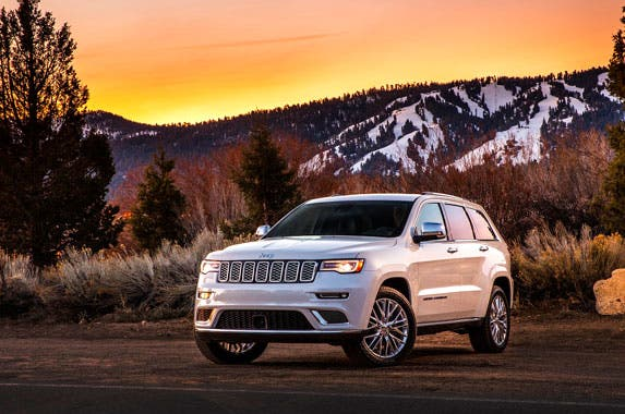 2017 Jeep Grand Cherokee Summit | Jeep