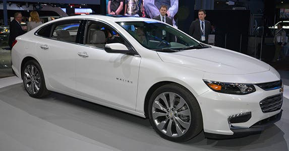 New Sedans Cars Debut At The New York Auto Show