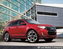 2013 Ford Edge ©Ford Motor Company