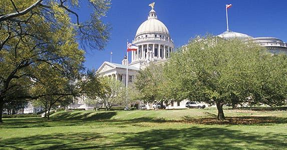 Mississippi © spirit of america/Shutterstock.com