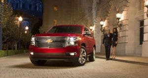 Chevrolet Tahoe © General Motors