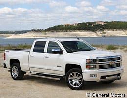 Chevrolet Silverado © General Motors